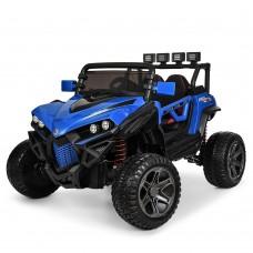 Детский электромобиль Джип Bambi M 3804 EBLR-4 Багги, синий