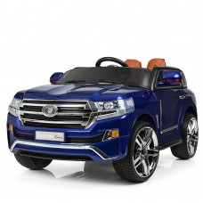 Детский электромобиль Джип Bambi M 3984 EBLRS-4 Toyota, синий