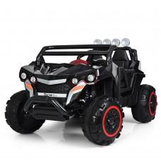 Детский электромобиль Джип Bambi M 3992 EBLR-2 Багги, двухместный, черный