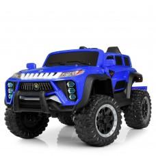 Детский электромобиль Джип Bambi M 4138 EBLR-4 Jeep, синий