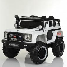 Детский электромобиль Джип Bambi M 4150 EBLR-1 Jeep, белый