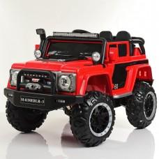 Детский электромобиль Джип Bambi M 4150 EBLR-3 Jeep, красный
