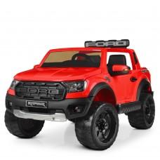 Детский электромобиль Джип Bambi M 4174 EBLR-1 Ford, красный