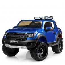 Детский электромобиль Джип Bambi M 4174 EBLRS-1 Ford, синий