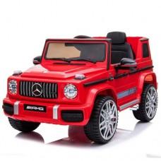 Детский электромобиль Джип Bambi M 4179 EBLR-3 Mercedes, красный