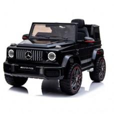 Детский электромобиль Джип Bambi M 4179 EBLRS-2 Mercedes, черный