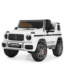 Детский электромобиль Джип Bambi M 4180 EBLR-1 Mercedes, белый