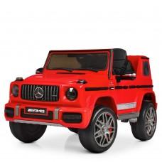 Детский электромобиль Джип Bambi M 4180 EBLR-3 Mercedes, красный