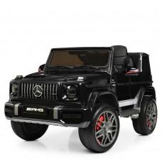 Детский электромобиль Джип Bambi M 4180 EBLRS-2 Mercedes, черный