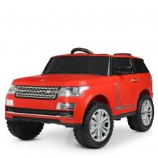 Детский электромобиль Джип Bambi M 4199 EBLR-3 Land Rover, красный