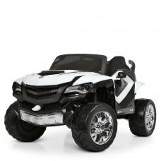 Детский электромобиль Джип Bambi M 4201 EBLR-1 Ford Ranger (Monster Truck), белый