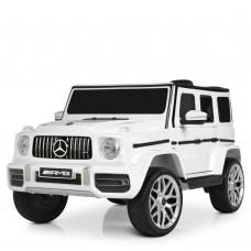 Детский электромобиль Джип Bambi M 4214 EBLR-1 Mercedes, белый
