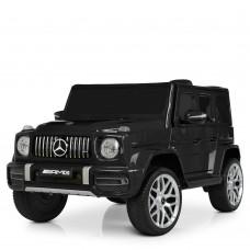 Детский электромобиль Джип Bambi M 4214 EBLR-2 Mercedes, черный
