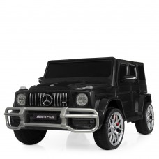 Детский электромобиль Джип Bambi M 4259 EBLR-2 Mercedes,  двухместный, черный