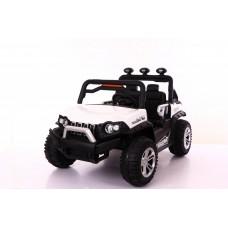 Детский электромобиль Джип Bambi M 4269 EBLR-1 Багги, белый