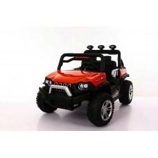 Детский электромобиль Джип Bambi M 4269 EBLR-3 Багги, красный