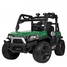 Детский электромобиль Джип Bambi M 4269 EBLR-5 Багги, зеленый
