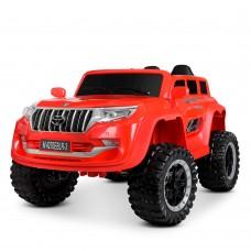 Детский электромобиль Джип Bambi M 4270 EBLR-3 Toyota Prado, красный