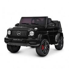 Детский электромобиль Джип Bambi M 4280 EBLRS-2 Mercedes AMG G63 Гелендваген, черный