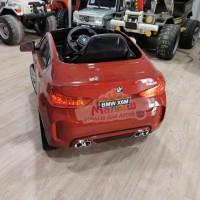 Детский электромобиль Джип Bambi JJ 2199 EBLR-3 BMW X6M, красный