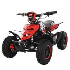Детский квадроцикл PROFI ATV 5E-3, красный