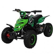 Детский квадроцикл PROFI ATV 5E-5, зеленый