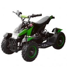 Детский квадроцикл PROFI HB-6 EATV 800-2-5, чëрно-зелëный