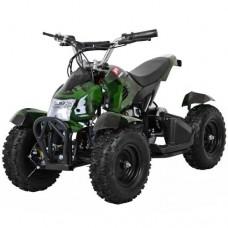 Детский квадроцикл PROFI HB-6 EATV 800-10, зеленый камуфляж