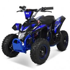 Детский квадроцикл PROFI HB-EATV 800K-4, черно-синий