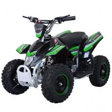 Детский квадроцикл PROFI HB-EATV 800K-5, черно-зеленый