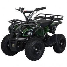 Детский квадроцикл PROFI HB-EATV 800N-10, зеленый камуфляж
