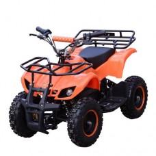 Детский квадроцикл PROFI HB-EATV 800N-7, оранжевый