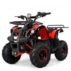 Детский квадроцикл PROFI HB-EATV1000 D-3(MP3), красный
