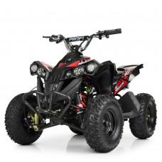 Детский квадроцикл PROFI HB-EATV1000Q-2S V2, красно-черный