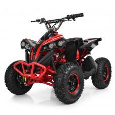 Детский квадроцикл PROFI HB-EATV1000Q-V2, красный