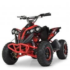Детский квадроцикл PROFI HB-EATV1000Q-3ST V2, красный