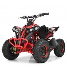 Детский квадроцикл PROFI HB-EATV1000Q-3S V2, красный