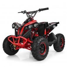 Детский квадроцикл PROFI HB-EATV 1000Q-3, черно-красный