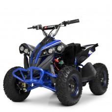 Детский квадроцикл PROFI HB-EATV1000Q-4 V2, синий
