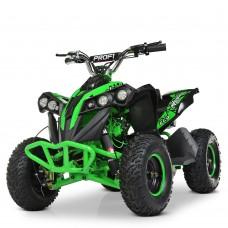 Детский квадроцикл PROFI HB-EATV1000Q-5ST (MP3) V2, зеленый