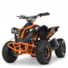 Детский квадроцикл PROFI HB-EATV1000Q-7ST V2, оранжевый