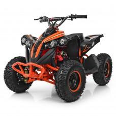 Детский квадроцикл PROFI HB-EATV 1000Q-7, черно-оранжевый