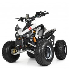 Детский квадроцикл PROFI HB-EATV1000Q2-1(MP3), белый