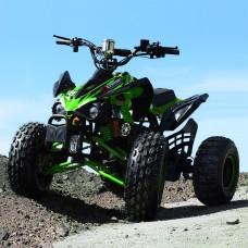 Детский квадроцикл PROFI HB-EATV1000Q2, зеленый