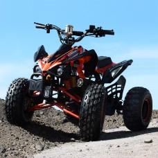 Детский квадроцикл PROFI HB-EATV1000Q2, оранжевый
