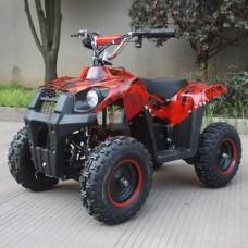 Детский квадроцикл PROFI HB-EATV800M-3-2, красный