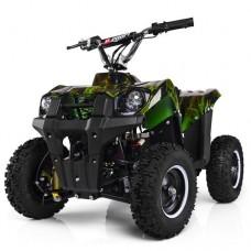 Детский квадроцикл PROFI HB-EATV800M-5-2, зеленый камуфляж