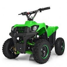 Детский квадроцикл PROFI HB-EATV800M-5, зеленый