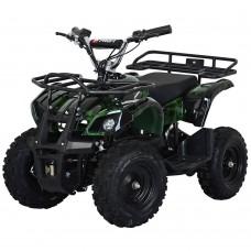 Детский квадроцикл PROFI HB-EATV800N-10 V2, зеленый камуфляж
