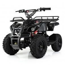 Детский квадроцикл PROFI HB-EATV800N-1 V2, Bluetooth, карбоновый
